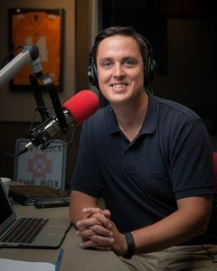 Chad Withrow, On-Air Personality